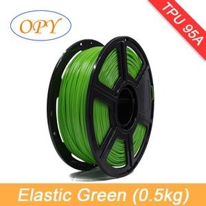 Image 1 - Rubber Profielen Materiaal In Roll Flex 3D Plastic Filamenten 1.75 Gloeidraad 1.75Mm 1 F 75 Filament Pla 1.75Mm 1Kg 1 F 75Mm 0.8Kg