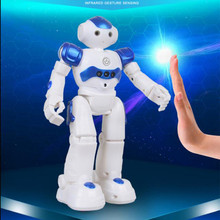 Remote Intelligent Multi-functional Robot Funny Kids Toys Birthday Gifts Dancing Model Stress Relive High Quality Fast Delivery!