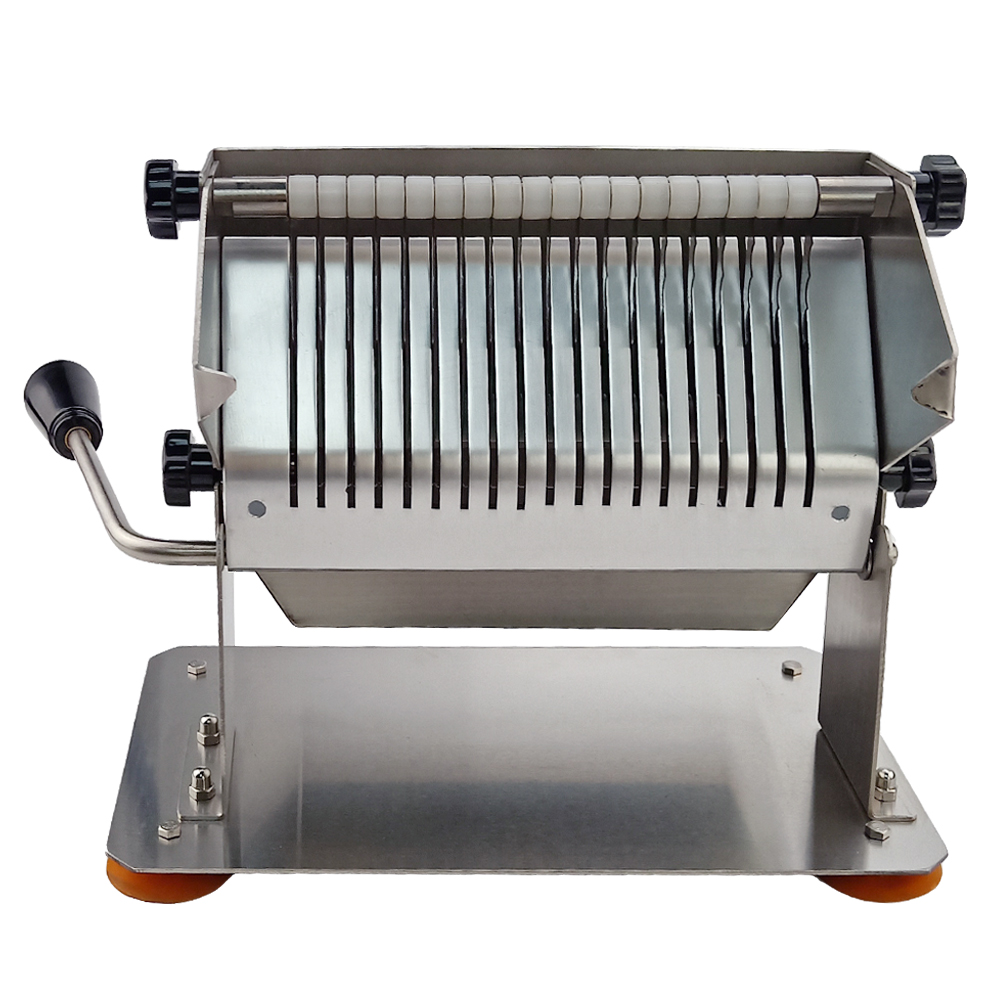 Commercial Sausage Slicer Stainless Steel Sausage Cut Machine For Kitchen Use