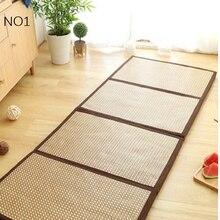 HJX четыре складки пены памяти высокой плотности Подушка для домашнего питомца складной моющийся, напольный коврик для сна один двойной диван Япония татами