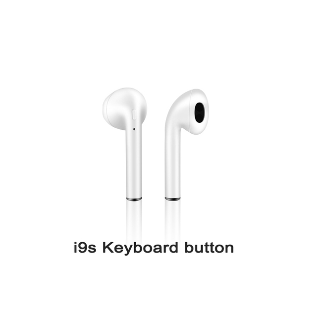 Original i9 Mini i9s TWS Bluetooth Headsets Earbuds Wireless Earphone Headphones Earpiece For iphone Pk i7s i90000 pro i12 TWS