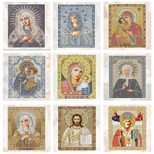 5D Diamond Painting Cross Stitch Religion Icon Of Leader Diamond Mosaic True Religious Men Diamond Embroidery Rhinestones Rp202 full round diamant painting 5d diy diamond painting cross stitch religion icon of leader diamond mosaic true religious men
