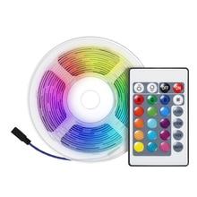 شريط إضاءة BroadlinSmart Led, مع وحدة تحكم RGB ، إضاءة ملونة للديكور المنزلي ، تحكم بواسطة التطبيق من خلال Broadlink Hub