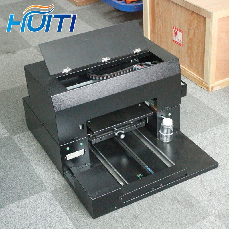 Huiti,A3 Size,6-color Uv Printer, Machine For Printing Flat Products, Mobile Phone Case, Wood Board, Plastic, Plastic,printer