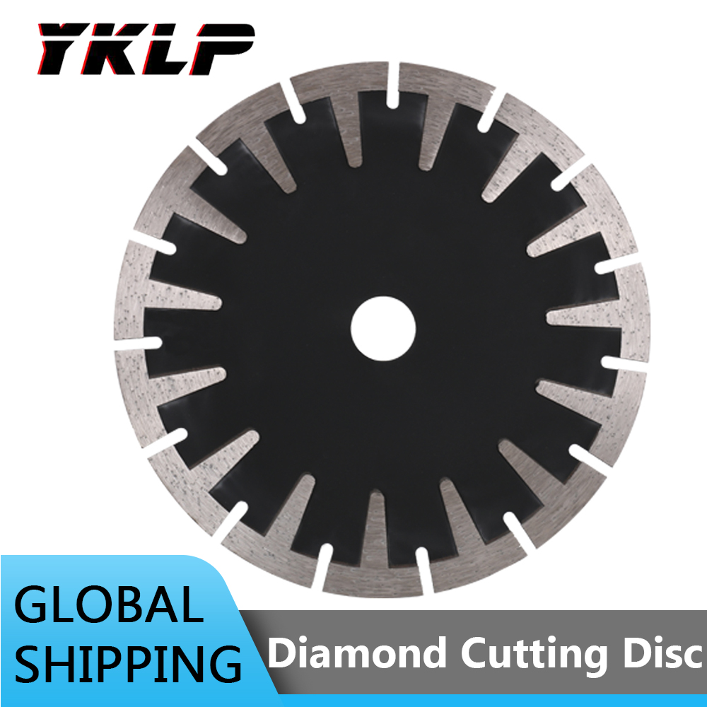 180mm 230mm Diamond Cutting Disc Segment Saw Blade For Concrete Marble Ceramic 7