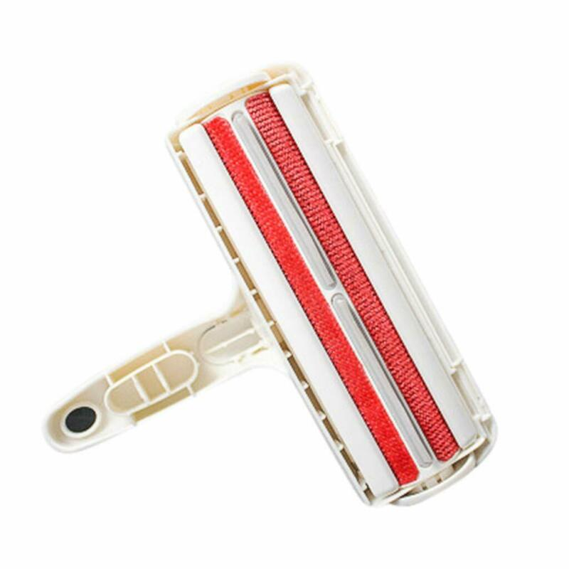 Pet Dog Cat Hair Remover Brush Sofa Fur Lint Clothes Removal Cleaning Brush Comb