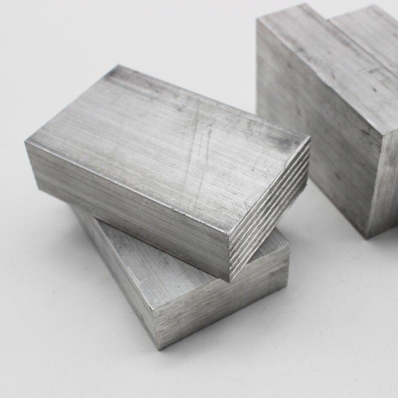 25x55x85mm Aluminum Solid Block