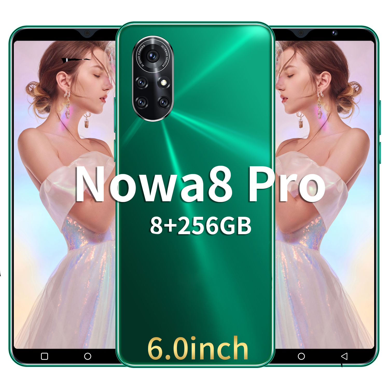 2021 Hot Sell Global Version Nova8 Pro 6.0