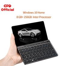 New GPD Pocket 2 8GB 256GB 7 Inch Slim Laptop Gaming Mini PC