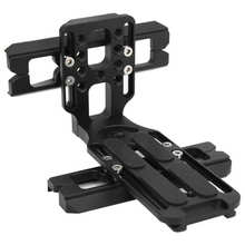 Alloy Stabilizer Quick Release Plate L Vertical Shooting Board for ZHIYUN weebill s Quick Release Plate camera quick release