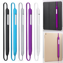 Silicone Case for Apple Pencil Shock Proof Protective Holder Sleeve Cover Pouch for iPad
