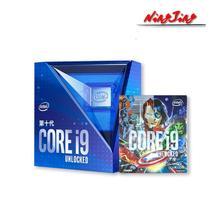 Intel Core i9-10900K i9 10900K 3,7 GHz Zehn-Core Zwanzig-Gewinde CPU Prozessor L3 = 20M 125W LGA 1200 Versiegelt Neue
