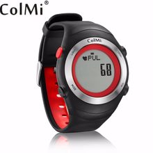 ColMi Smart Watch Fast 5ATM IP68 Waterproof Heart Rate Monitor Steps Calories Exercise Time Standby 30 Days Smartwatch Man Watch(China)
