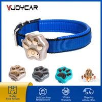 VJOYCAR RF-V30 mascotas Mini GPS Tracker perro WiFi GSM GPRS Teléfono de seguimiento en tiempo Real Global SMS de LED impermeable Anti niños gps perro
