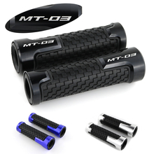 For Yamaha MT-03 CNC Motorbike Accessories Rubber Racing Motorcycle Handle Handlebar Hand Bar Grips