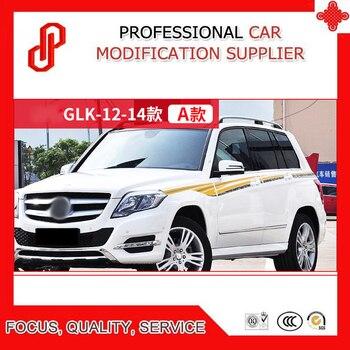 Car Sticker Waist Line Body Decoration Refitted Car Sticker For GLK 2012-2014
