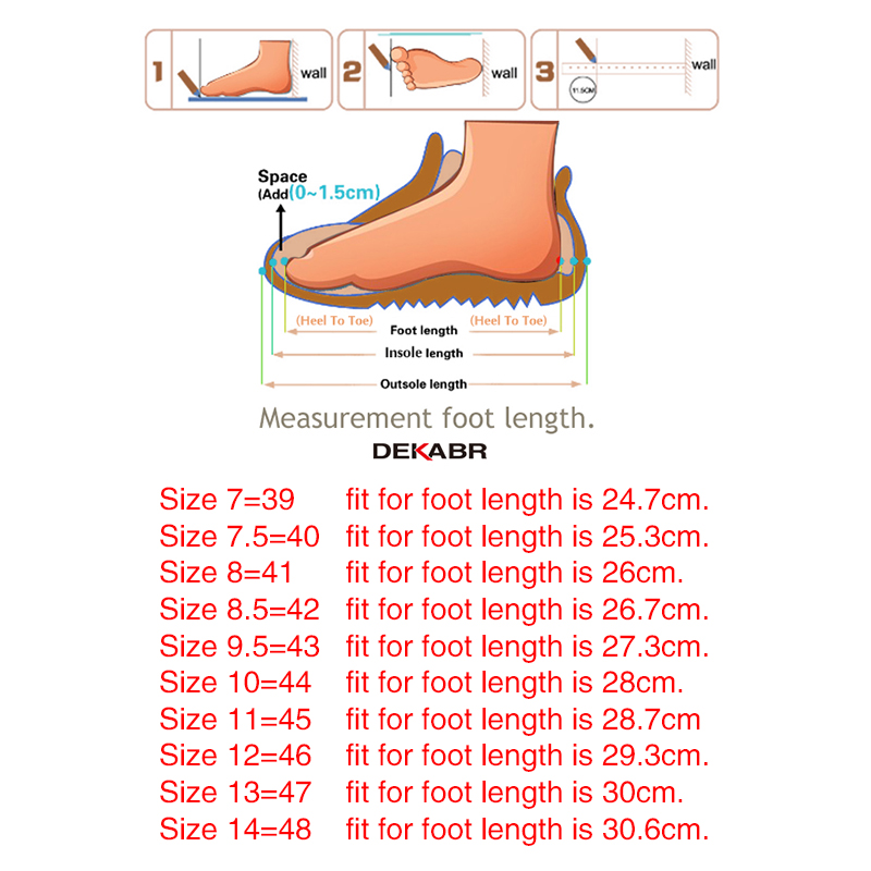 DEKABR Winter Warm Men Boots Genuine Leather Fur Plus Men Snow Boots Handmade Waterproof Working Ankle Boots High Top Men Shoes 5