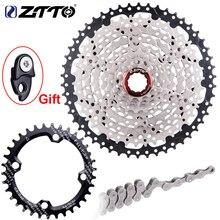 ZTTO 9 سرعة دراجة هوائية جبلية كاسيت 11 50T نسبة واسعة متب 9 سرعة دراجة ضرس 9 S حرة عجلة متوافق مع M430 M4000 M590