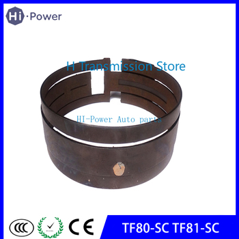 TF81-SC TF80-SC automatic transmission Brake Band For VOLVO CADILLAC FORD LINCOLN MAZDA OPEL/VAUXHALLC