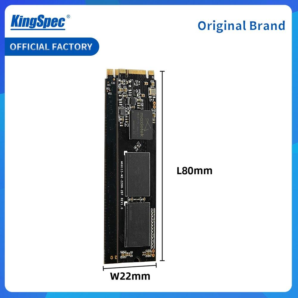 KingSpec M.2 ssd NGFF 120 ГБ 240 ГБ ТБ M.2 SATA SSD 2280 мм SATA3 6 ГБ/сек. Внутренний твердотельный накопитель Жесткий диск для Xiaomi Air Acer
