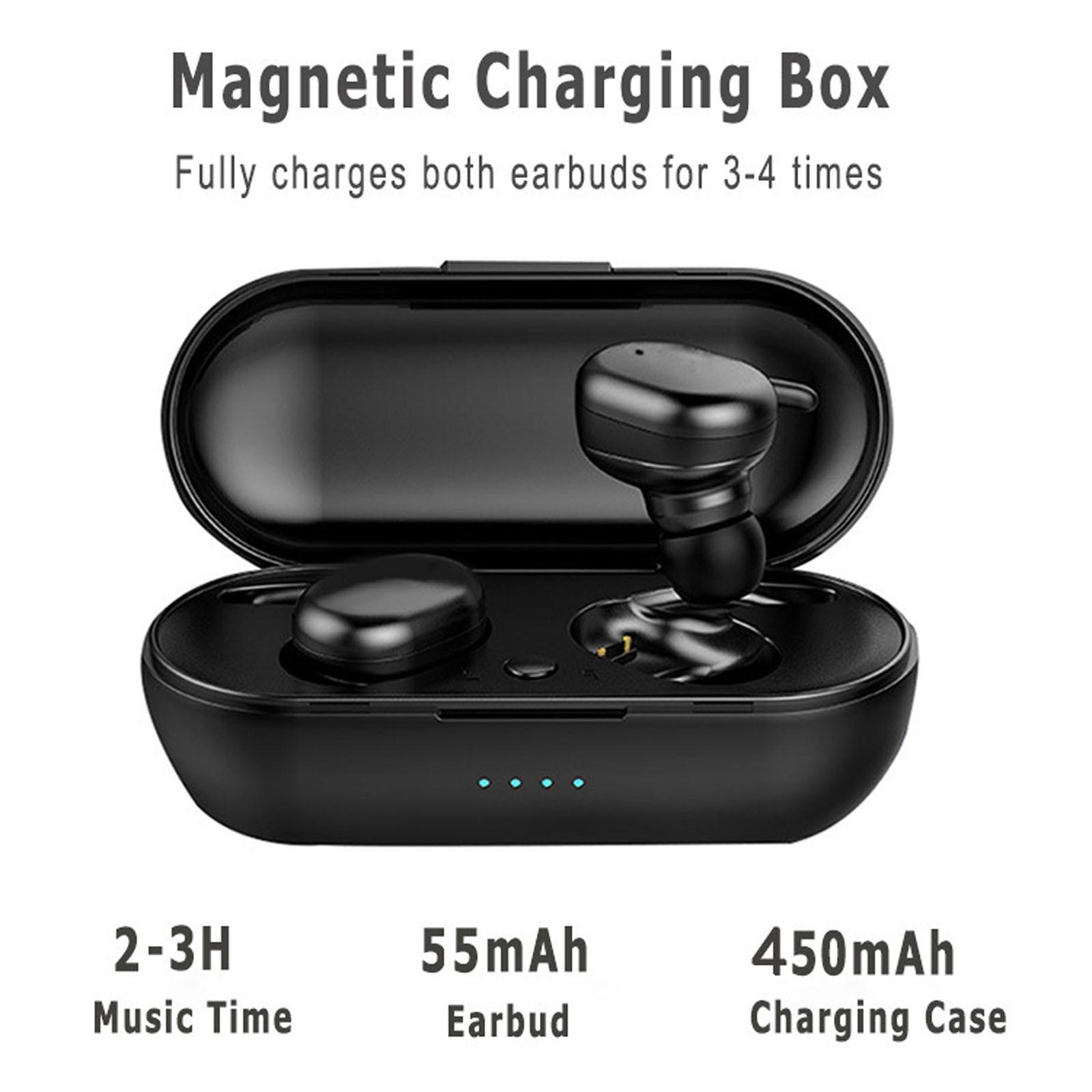 Bluetooth 5,0 наушники; Настоящая беспроводная гарнитура; Глубокие басы; Twins наушники для Iphone; Hifi стерео; Спортивная Гарнитура # p40