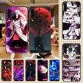 Чехол для телефона Madara Uchiha с аниме Акацуки для Samsung Galaxy A 3 5 7 8 10 20 21 30 40 50 51 70 71 E S 2016 2018 4G, черный силиконовый