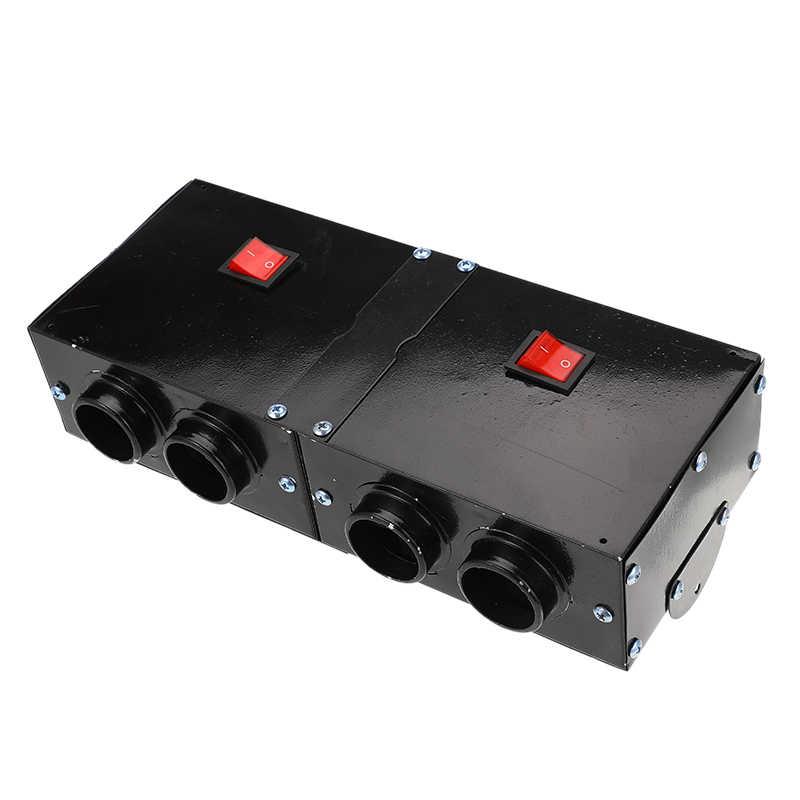 800 ワット/500 ワットユニバーサルポータブルカーヒーター自動車バン加熱空気ヒーターコンパクト 12 クーリング 12v 車電化製品