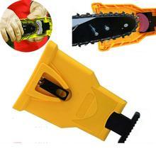 Точилка для зубов, бензопила, точилка для быстрой шлифовки, электрическая пила, инструмент для заточки, деревообрабатывающие цепные инструменты