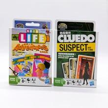 Оригинальная английская настольная игра hasbro карточные игры