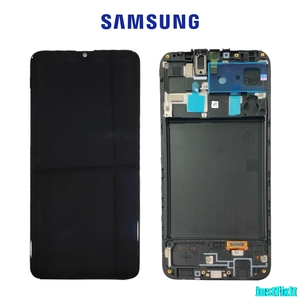 Image 4 - 100% Original pour Samsung Galaxy A20 A205G/DS A205F/DS A205GN/DS SM A205FN/DS Lcd écran tactile numériseur assemblée