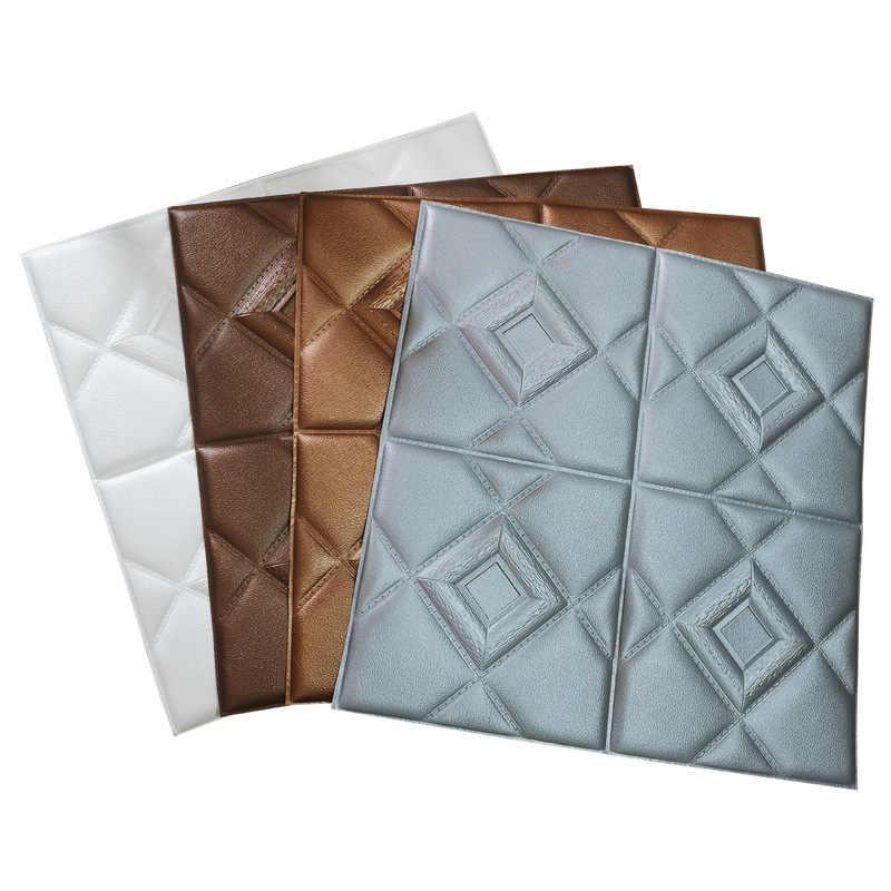Оптовая продажа от производителя 3D мягкая сумка наклейки на стену гостиная