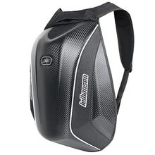Waterproof Motorcycle Bag Motorcycle Backpack Tank Bag Carbon Fiber Moto Motorbike Helmet Bags Travel Luggage недорого