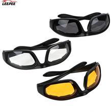 Sunglasses Motocross-Goggles Protective Car-Night-Vision Drivers Anti-Glare Gears