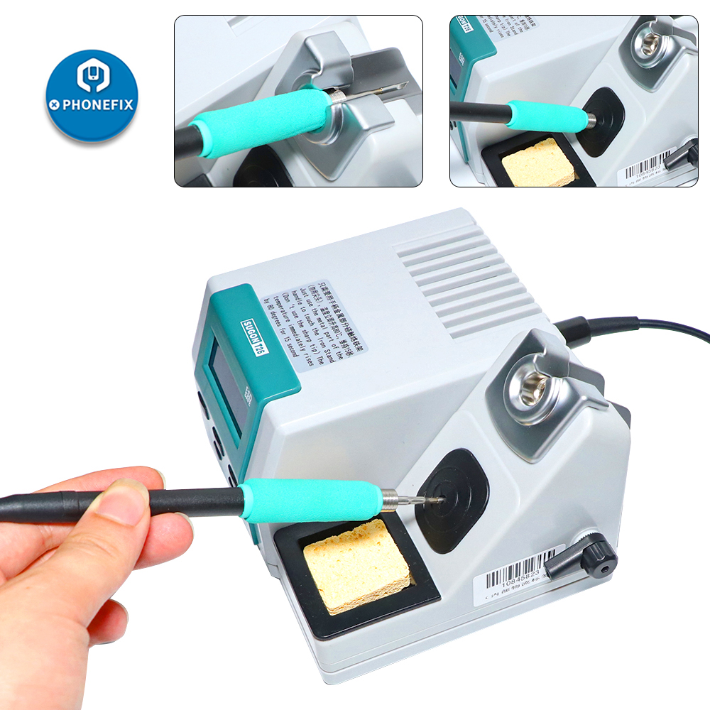 SUGON T26 Soldering Station 220V110V Lead-free 2S Rapid Heating 80W Power Electric Heating System SUGON T36 (8)