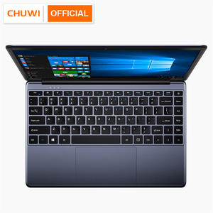 CHUWI 64GB-ROM Notebook Laptop Windows Intel Full-Layout-Keyboard Quad-Core E8000 10
