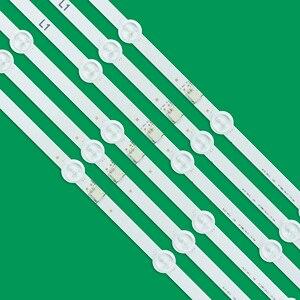 Image 5 - Faixa led para conjunto de retroiluminação, barra de faixa para lg a547la620v lc470due 47ln5200 47ln5400 47ln5700»