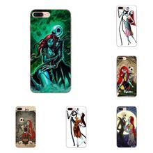 Nightmare Before Christmas Sally And Jack For Huawei P7 P8 P9 P10 P20 P30 Lite Mini Plus Pro Y9 Prime P Smart Z 2018 2019