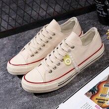 2018 offre spéciale Hommes décontracté chaussures plates Lacets Chaussures de Toile Confortables Hommes Baskets En Toile Noir Blanc Chaussures De Mode pour Hommes