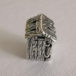 Image 3 - דבקון 925 סטרלינג כסף את משרד קסם חרוז אירופאי תכשיטים