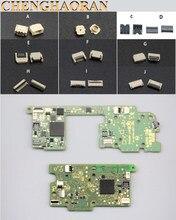 Piezas de reparación importadas para Nintendo Switch, controlador de placa de circuito impreso, conector FPC y Micro botones de JOY-CON, 10 Uds.