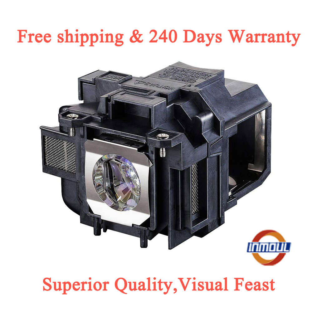 Replacement Projector Lamp for Epson ELPLP88 EB-S04 EB-S27 EB-S31 EB-U04 EB-U32