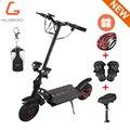 [Склад в Европе] KUGOO G-Booster спортивный электрический скутер для взрослых 55 км/ч 800 Вт 2 приводные двигатели дисковый тормоз 85 км Диапазон 10 дюйм...