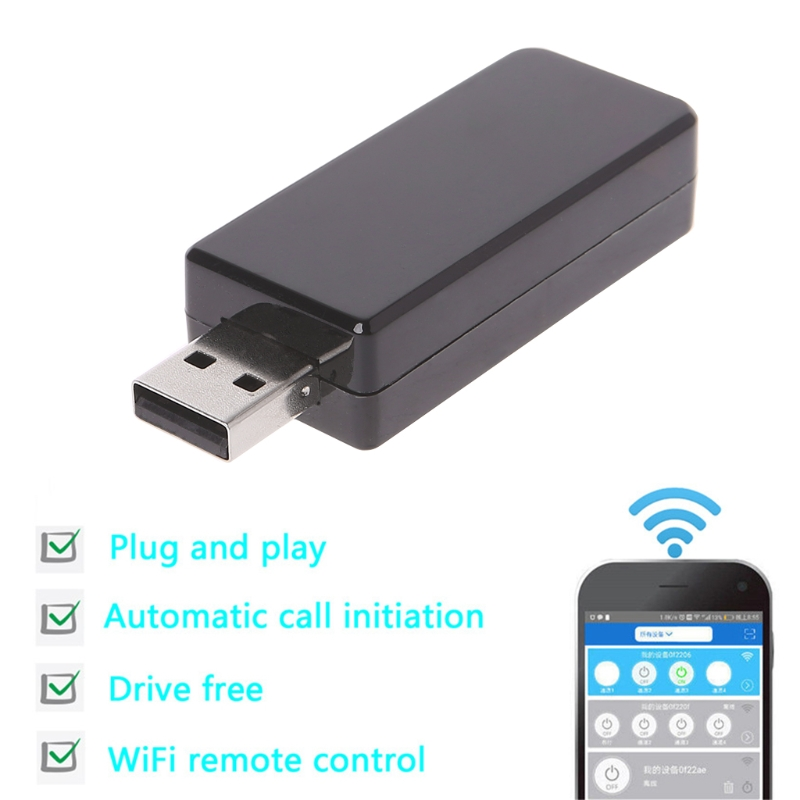 Wifi USB Watchdog Card For Mining Gaming Blue Screen Automatic Restart Computer image