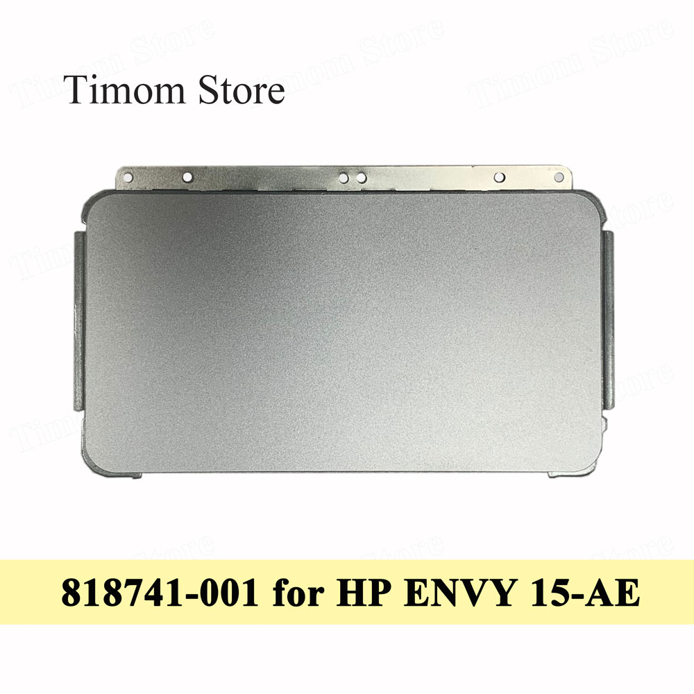 for HP ENVY 15-ae 15ae 818741-001 15.6 Laptop Parts Touchpad Board Module Original Brand New TM-03114-001 TC636 Trackpad Sliver