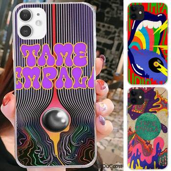 Tame Impala Phone Case For iPhone 7 8 Plus X XS Max XR Coque Case For iphone 5s SE 2020 6 6s 11Pro image