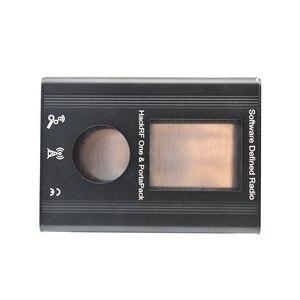 Image 5 - Lusya PortaPack 알루미늄 쉘 HackRF One 1MHz 6GHz SDR 수신기 및 전송 AM FM SSB Ham 라디오 C2 002