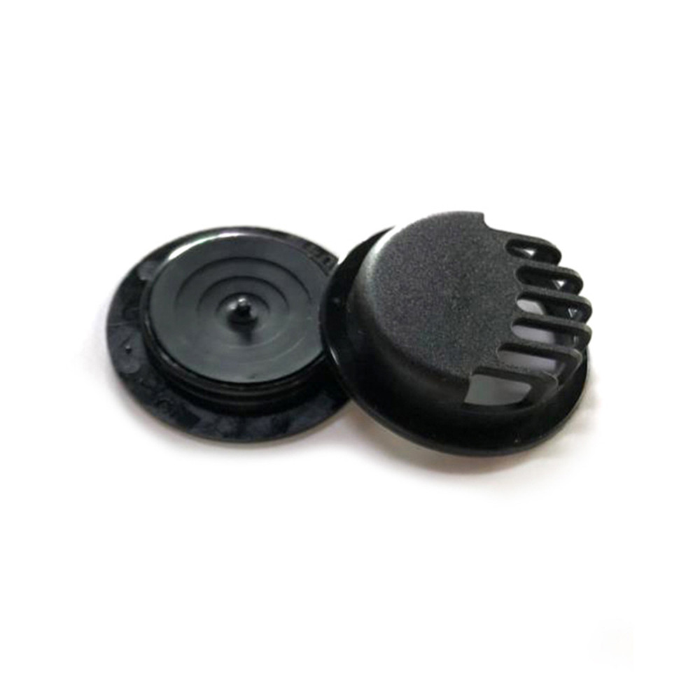 10pcs Breather Values Dustproof Breathing Filters Plastic Breather Valve For Face Mouth Face Guard Spare Parts