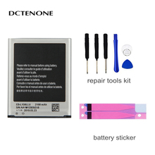 DCTENONE Replacement Samsung Battery For Galaxy S3 I9300 I9308 L710 I535 Genuine Tablet Battery EB-L1G6LLU with NFC 2100mAh original replacement samsung battery for galaxy s3 i9300 i9308 l710 i535 i9300i genuine battery eb l1g6llu with nfc 2100mah