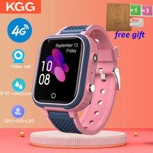 Смарт-часы KG45, 4G, GPS, Wi-Fi, IP67, водостойкие