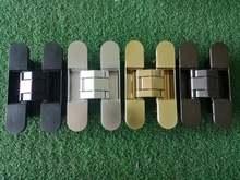 Высококачественные петли для шкафа скрытые складные дверные